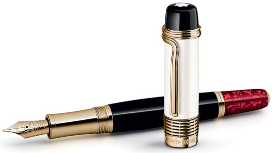Montblanc Unveils The Limited Edition Pavarotti – A Pen Worthy of Its Namesake