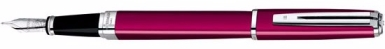 0008884_Waterman-Exception-Slim-Raspberry-Silver-Trim-Fountain-Pen-Fine-Nib