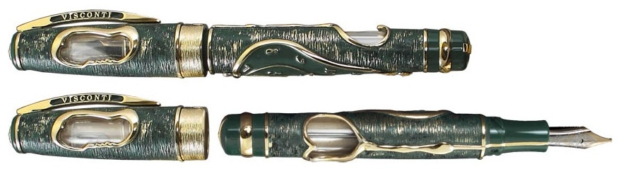 Dali Dance of Time Limited Edition Fountain Pen