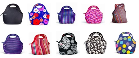 Back to School: Reusable Lunch Bags