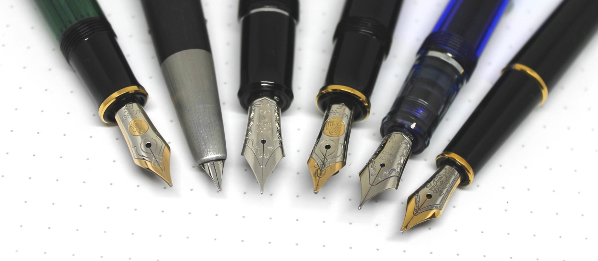 Understanding Fountain Pen Nibs