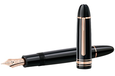 The Montblanc Masterpiece