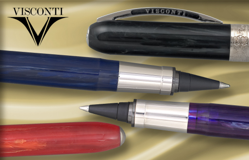 Visconti Captures Famous Painter's Iconic Style with NewCollection