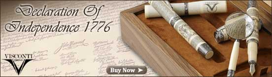 Visconti Celebrates the Declaration of Independence